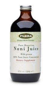 Hawaiian Noni Juice (17 oz) Flora