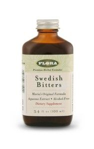 Swedish Bitters - Alcohol Free (3.4 oz) Flora