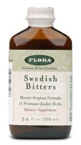 Swedish Bitters, Maria's Original Formula (3.4 oz) Flora