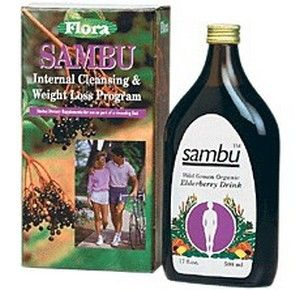 Sambu Internal Cleansing & Weight Loss, 5 Day Program Flora Health, Dr. Dunner