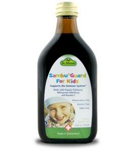 Sambu Guard for Kids (5.9 oz) Flora Health, Dr. Dunner