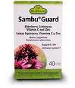 Sambu Guard Lozenges (40 lozenges) Flora Health, Dr. Dunner