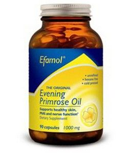 Efamol Evening Primrose Oil (1000 mg 90 Caps) Flora - Efamol