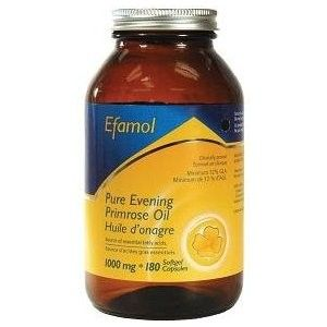Efamol Evening Primrose Oil (1000 mg 180 Caps) Flora - Efamol