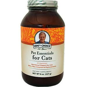 Pet Essentials for Cats (8 oz) Flora Health, Udo's Choice