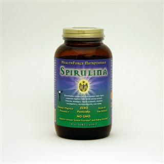 Spirulina Manna (150 g)* HealthForce Nutritionals
