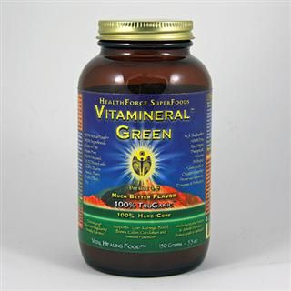 Vitamineral GREEN Superfood Powder  (150 gr)* HealthForce Nutritionals