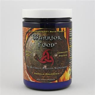 Warrior Food Extreme  Vegan Protein (Vanilla Plus, 250 gr)* HealthForce Nutritionals
