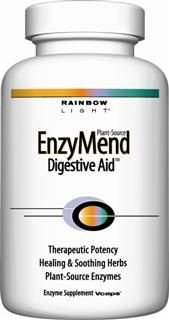 Enzymend Digest Aid (90 capsules)* Rainbow Light