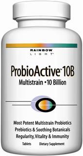 ProBioActive 10 Billion (60 tablets)* Rainbow Light