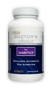 Doctors Choice for Diabetics (90 Tabs) Enzymatic Therapy