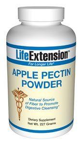 Apple Pectin Powder (8 oz)* Life Extension