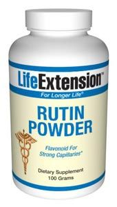 Rutin (100 grams powder)* Life Extension