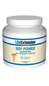 Soy Power (300 grams powder)* Life Extension