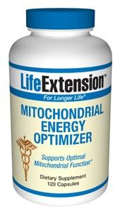 Mitochondrial Energy Optimizer (120 capsules)* Life Extension