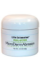 Dual-Action MicroDermAbrasion (2.4 oz)* Life Extension
