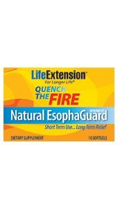 Natural EsophaGuard (10 softgels)* Life Extension