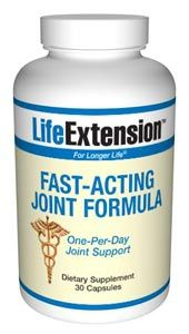 Fast-Acting Joint Formula (30 capsules)* Life Extension