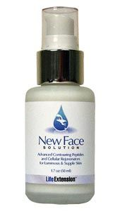 New Face Solution (1.7 oz (50 ml))* Life Extension