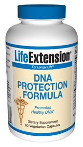DNA Protection Formula (60 vegetarian capsules)* Life Extension