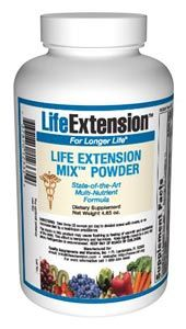 Life Extension Mix Powder (4.65 oz)* Life Extension