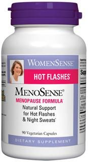 MenoSense Menopause Formula (90 vcaps)* Natural Factors
