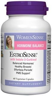 EstroSense (60 vegetarian capsule)* Natural Factors