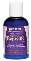 Rejuvine Anti-Aging Wrinkle Cream (4 oz.) Metabolic Response Modifiers