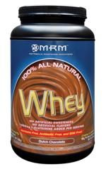 All Natural Whey - Dutch Chocolate (2.02 lbs) Metabolic Response Modifiers