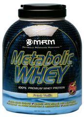 Metabolic Whey Protein (Vanilla 5 lbs) Metabolic Response Modifiers