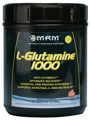 L-Glutamine  1000 (1 kilo) Metabolic Response Modifiers