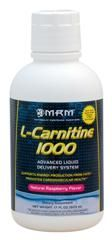 L-Carnitine Liquid (Tropical Berrry Flavor 17 oz) Metabolic Response Modifiers