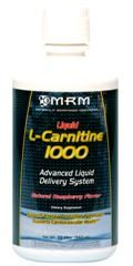 L-Carnitine Liquid (Natural Raspberry Flavor 32 oz) Metabolic Response Modifiers