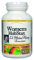 Womens MultiStart Formula (90 tablets)* Natural Factors
