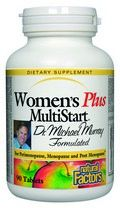 Womens Plus MultiStart (90 tablets)* Natural Factors