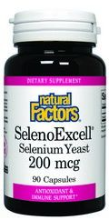 SelenoExcel (90 capsules)* Natural Factors
