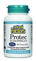 Protec with FOS (90 capsules)* Natural Factors