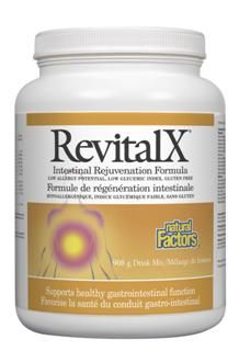 RevitalX Intestinal Rejuvenation Formula (2 lb)* Natural Factors