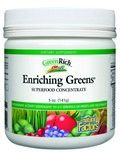 GreenRich Enriching Greens (5 oz)* Natural Factors