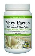 Whey Factors Matcha Green Tea (12 oz)* Natural Factors