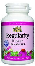 Regularity Formula (90 capsules)* Natural Factors