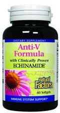 Anti Viral Formula  (60 softgels)* Natural Factors