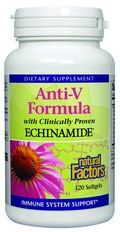 Anti-V Formula  (120 softgels)* Natural Factors