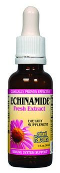 Echinamide Fresh Herb Extract (1 oz)* Natural Factors