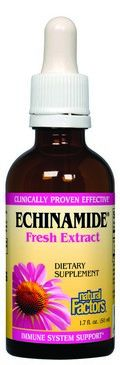 Echinamide Fresh Herb Extract(1.7 oz)* Natural Factors
