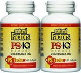 PS (Phosphatidylserine) 100 mg Twin Pack* Natural Factors
