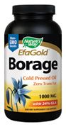 Borage Oil 1000 mg ( 120 softgel ) Nature's Way