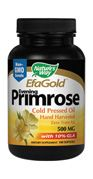 EFA Gold Evening Primrose (500mg, 100 softgels) Nature's Way