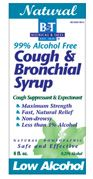 Cough & Bronchial (Alcohol Free)  ( 8 oz  ) Boericke & Tafel