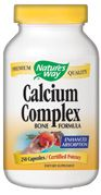 Calcium Complex Bone Formula  ( 250 capsules ) Nature's Way